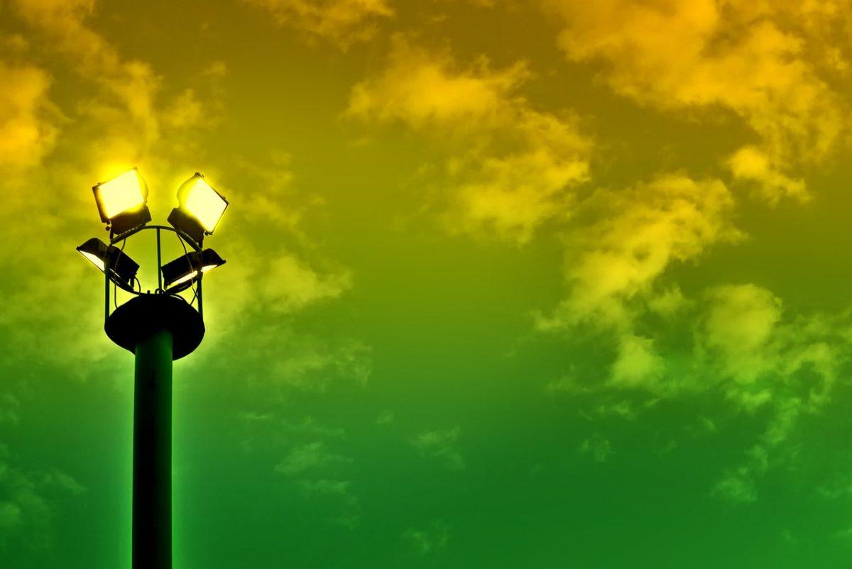 Szczególny sposób oświetlenia – lampy uliczne